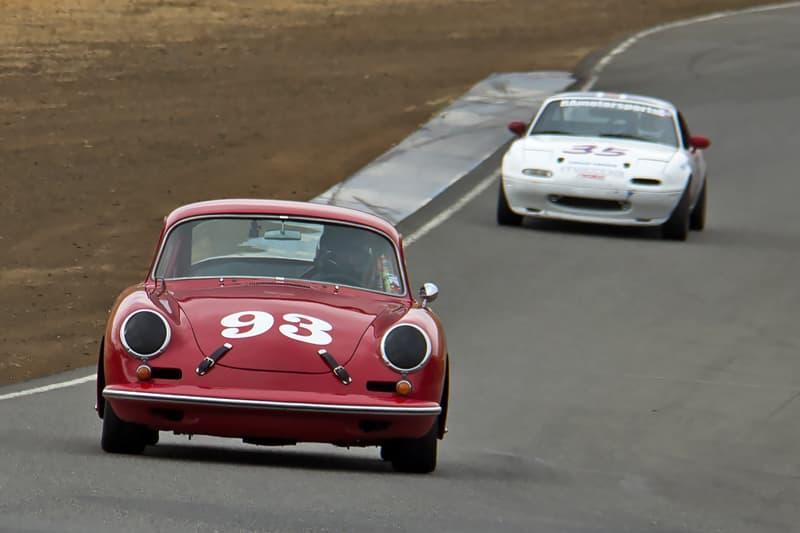 Steve Torp Racing Porsche