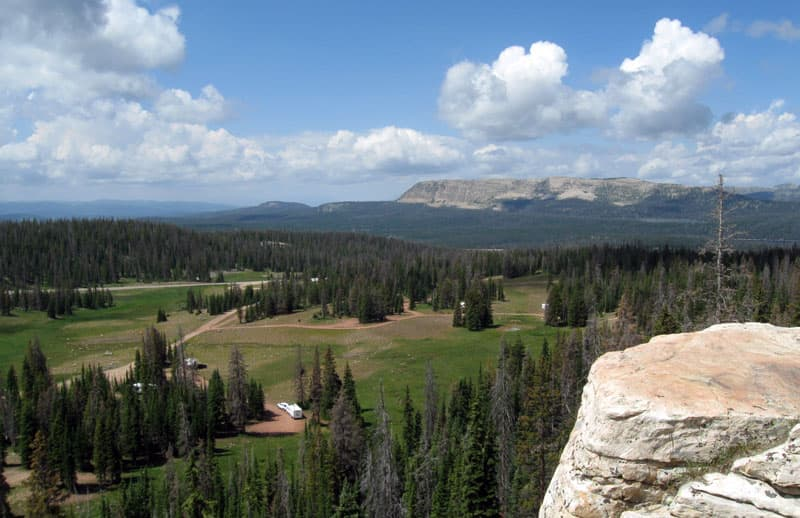 Stillwater Campground, Utah