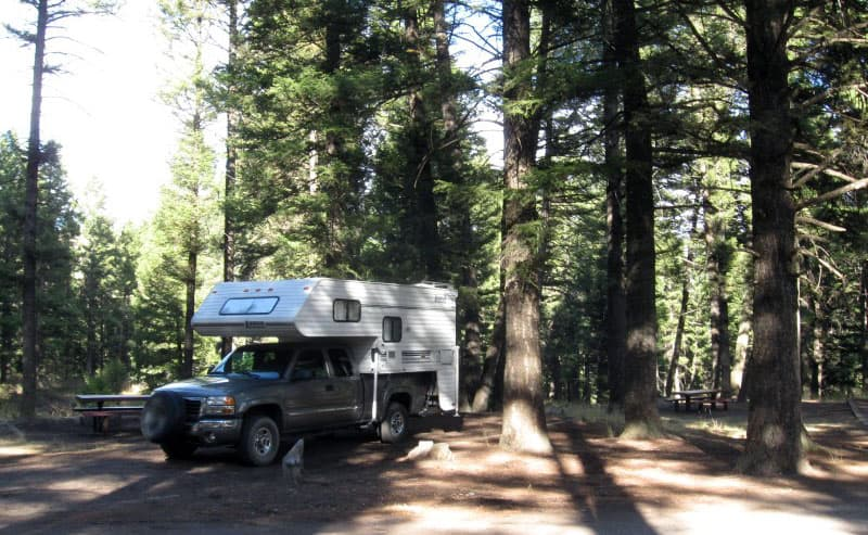Stoddard Creek Campground, Idaho