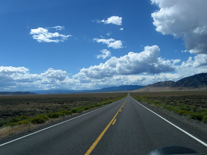Straight Stretches Nevada