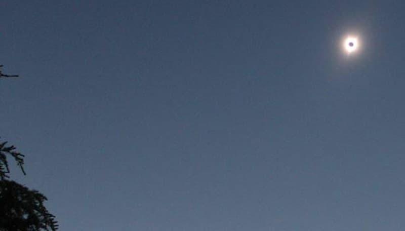 Sun 293 million miles away