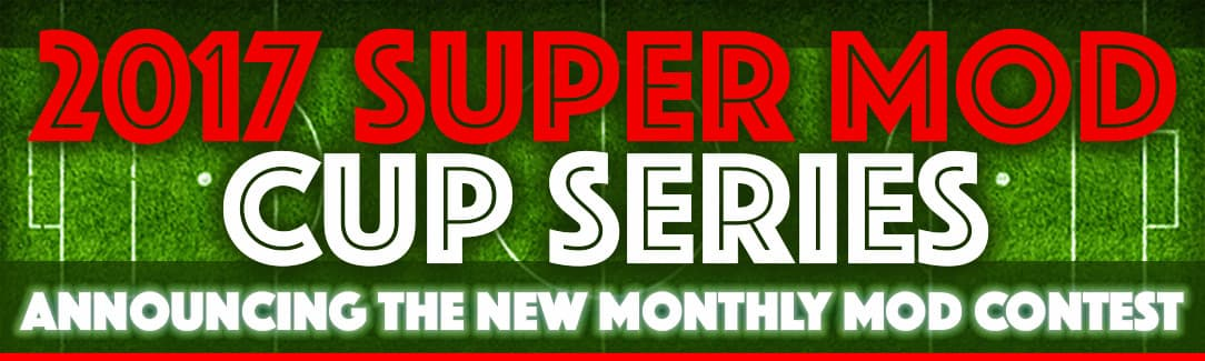 Super Mod Cup Series Announcement