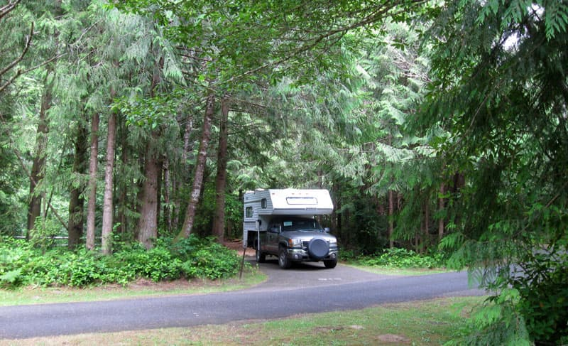 Sutton Creek Campground
