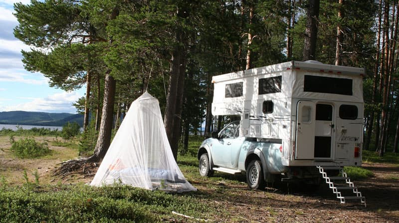 Mosquito-protection-in-Swedisch-Lappland