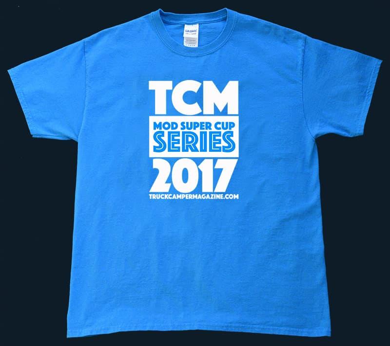 Super Cup Modification T-shirt Front