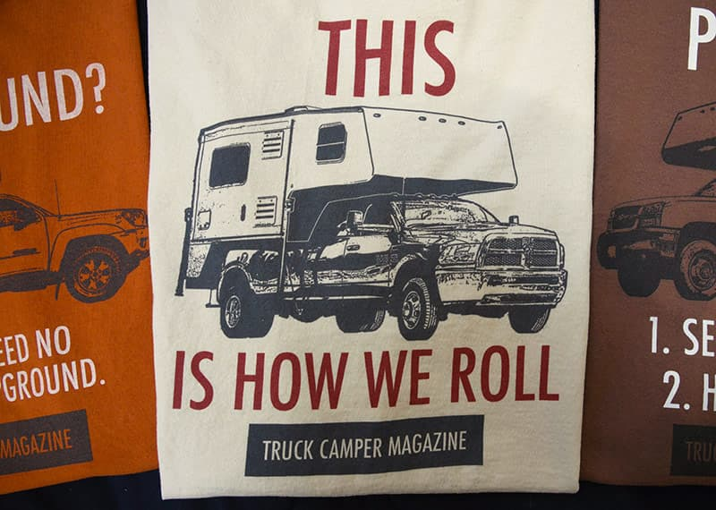 This is How we Roll - In Truck Campers