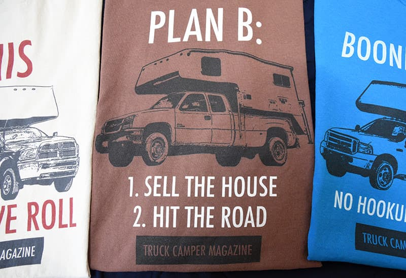 Plan B, Sell the house, hit the road