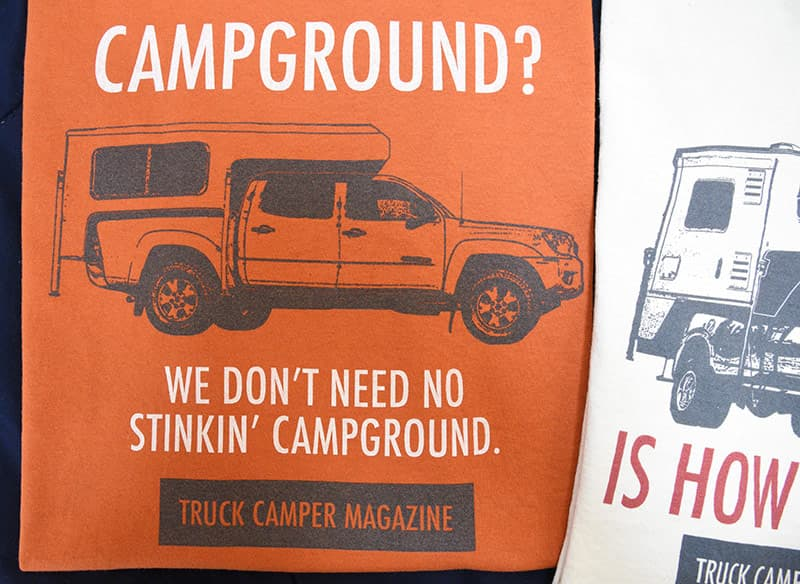 Campground - We don't need no stinkin campground