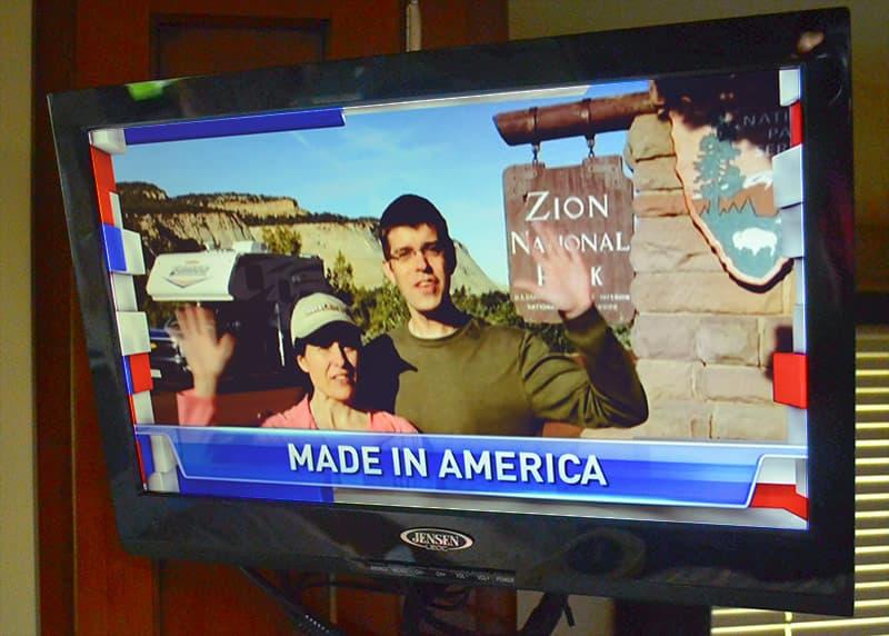 TCM Made In America