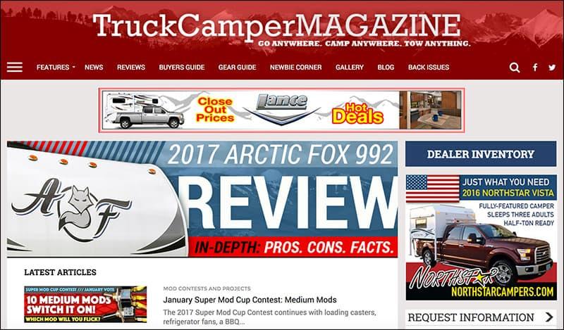 TCM Red Website