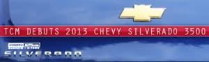2013 Chevy 3500