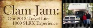 Travel Lite 1000 SLRX Review