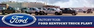 Ford Truck Factory Tour