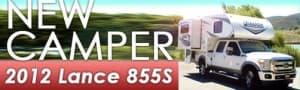 Lance 855S Slide-Out Camper