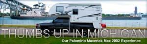 Palomino Camper Experience