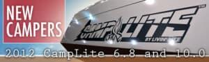 Camplite 6-8 and CampLite TC10