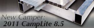 CampLite 8.5 New Camper