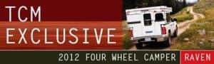 Four Wheel Raven Camper