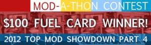 Mod Fuel Winner 2012