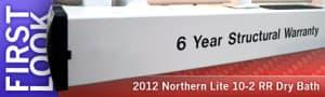Northern Lite dry bath camper review
