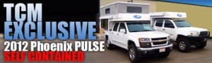 Phoenix PULSE pop-up camper
