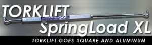 Torklift Springload XL Turnbuckles are aluminiums