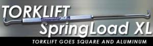 Torklift Springload XL Turnbuckles are aluminiums