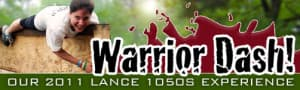 Warrior Dash Camping