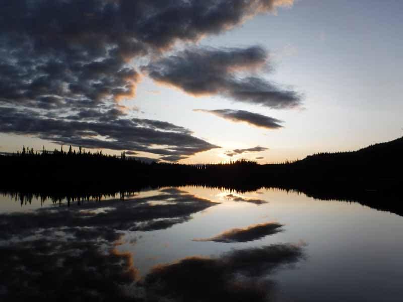 Tatchun Lake Yukon Nadon