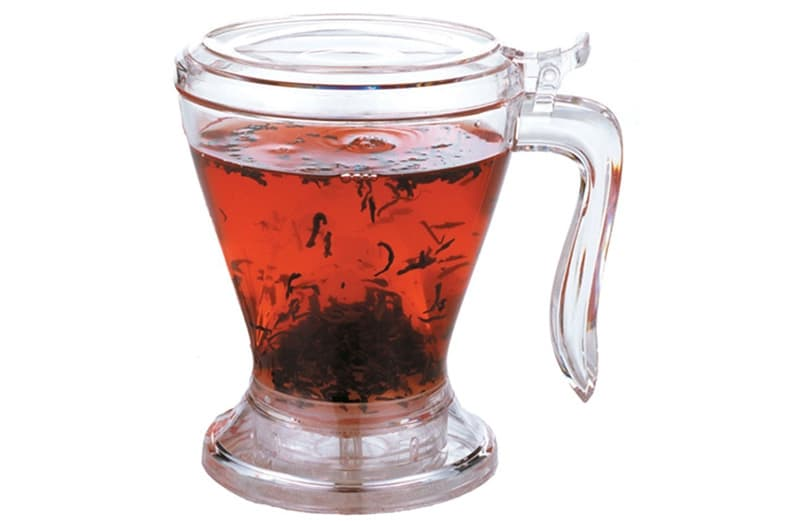 Teaze Tea Infuser Tea Pot For Cup Or Mug