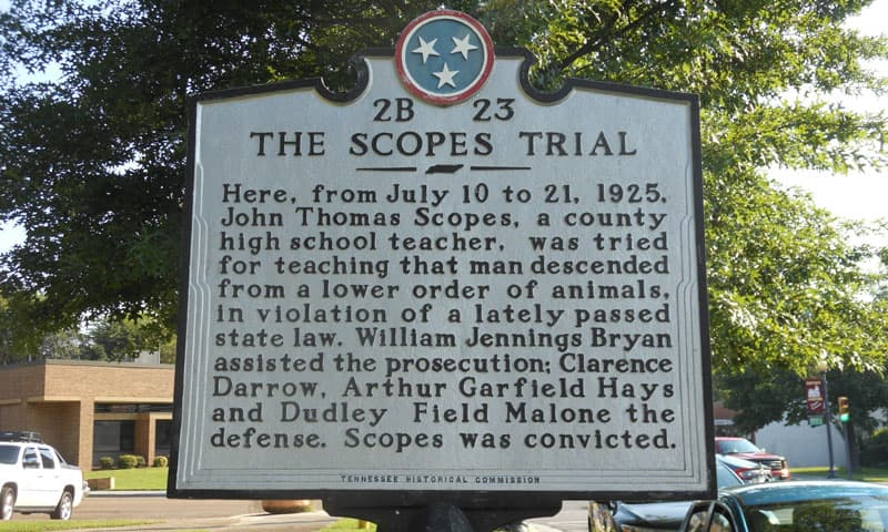 The Scopes Trail