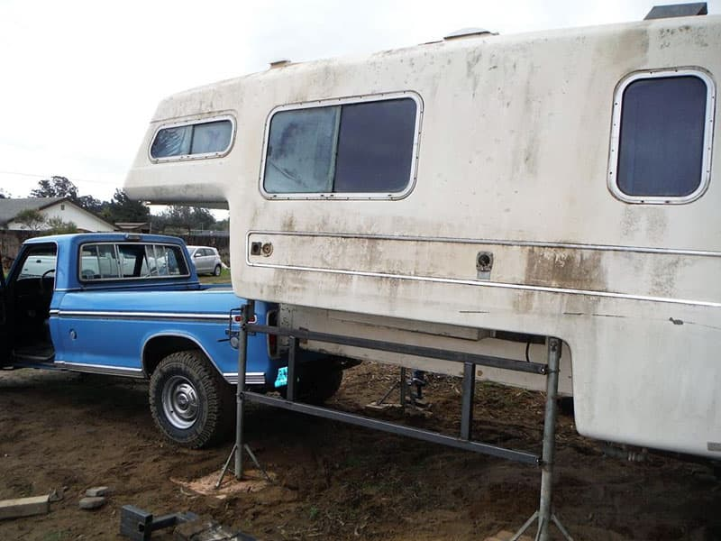 Third American Road Camper from California