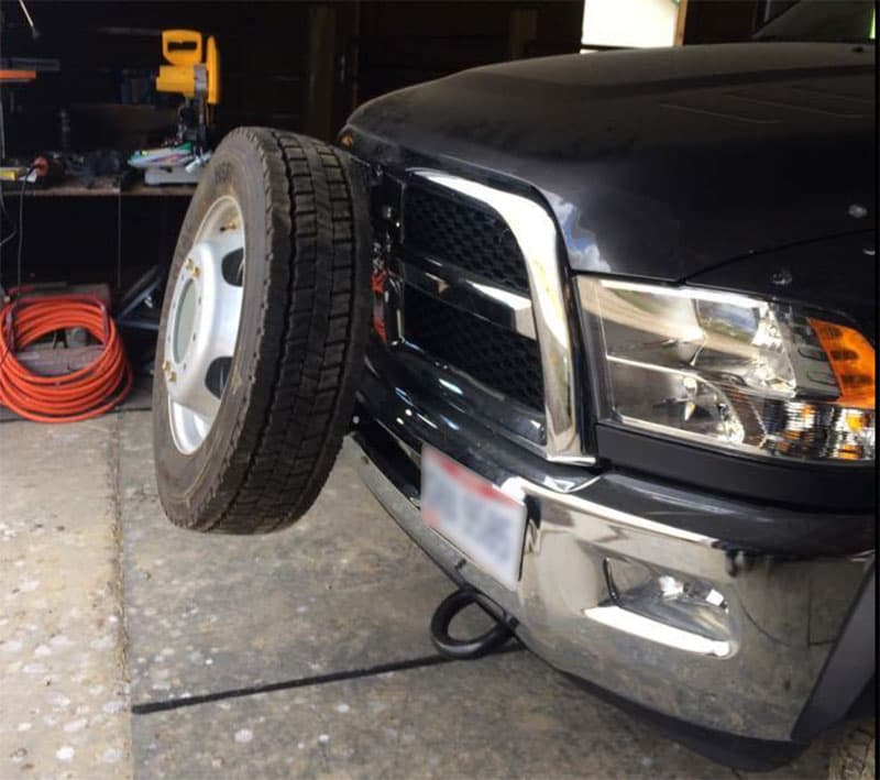 Flats Happen - Truck Camper Spare Stories