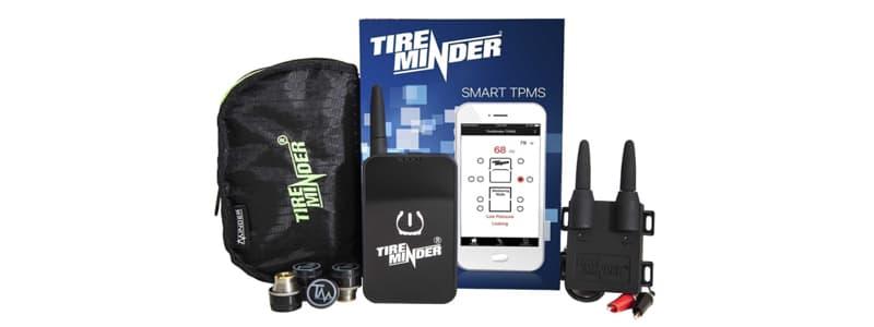 TireMinder TPMS system