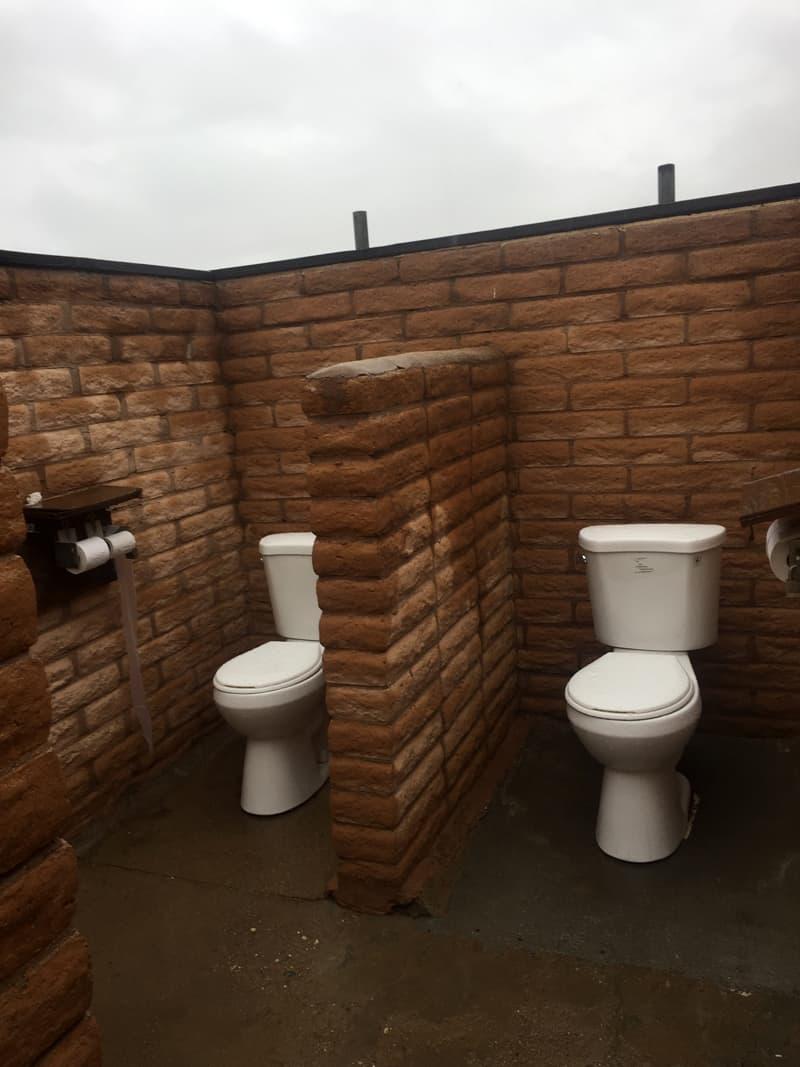 Toilets Anza Borrego State Park