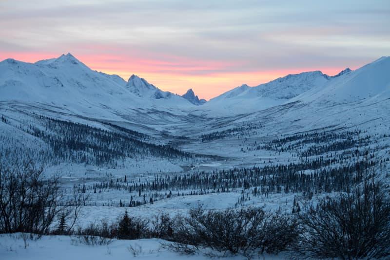 Tombstone Territorial Park Yukon Territories Canada