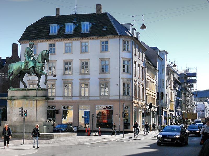 Copenhagen-street