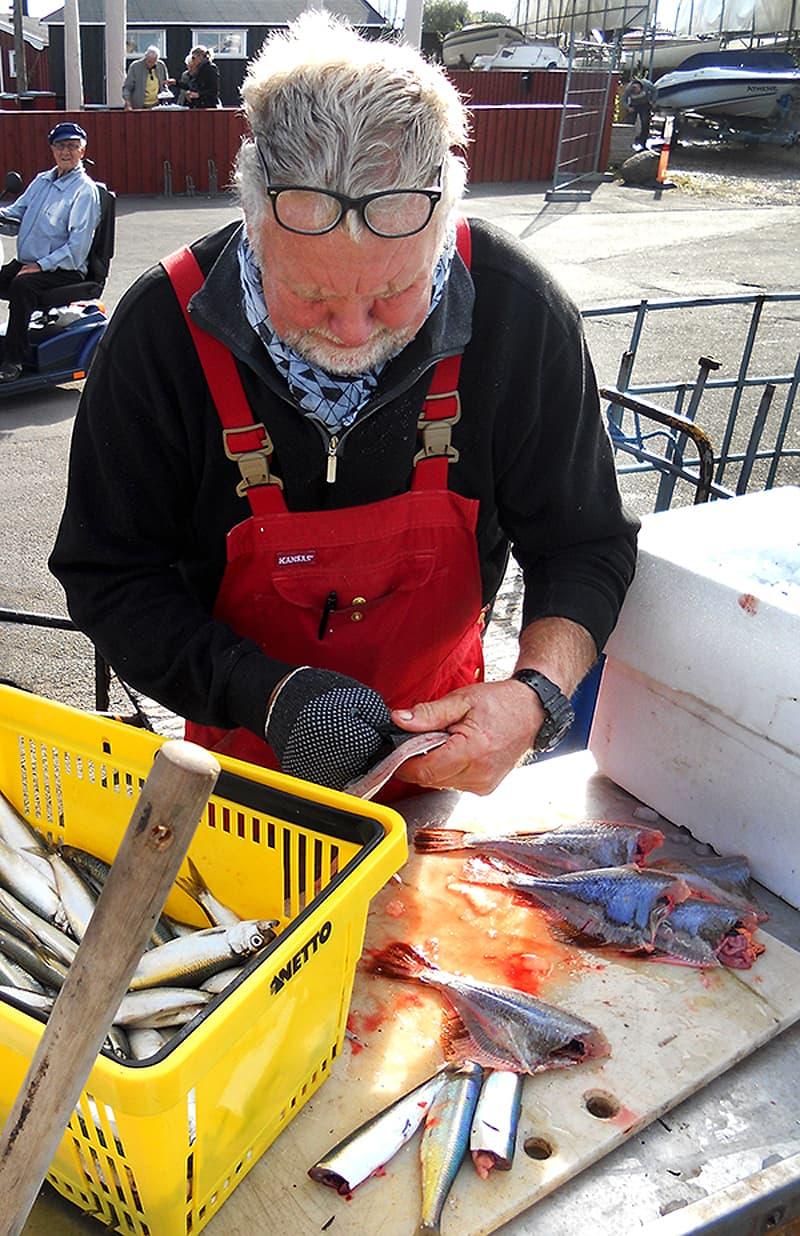 Dragor fisherman Denmark