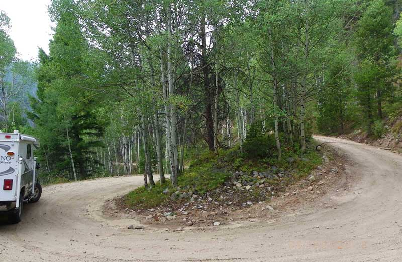 Too Many Hairpin Turns To Count