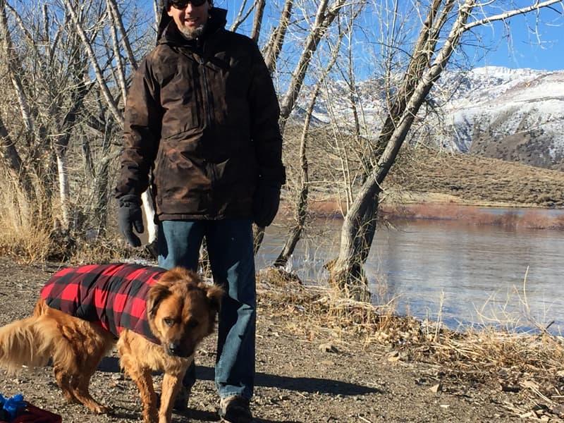 Topaz Lake Hike Around