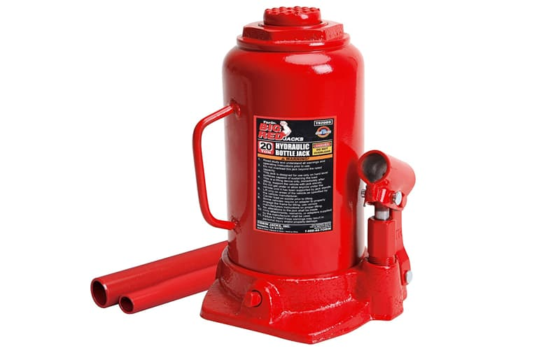 Torin Big Red T92003B Hydraulic Bottle Jack 20 Ton Capacity