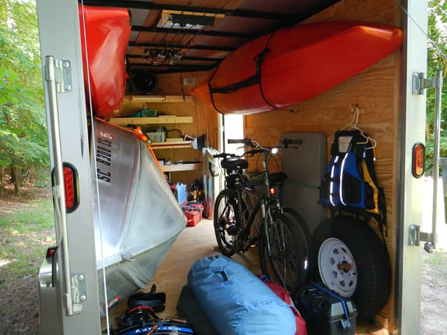 Canoes Kayaks And Inflatable Boats Part 2