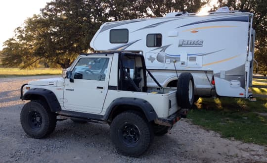 Willys Jeep For Sale >> 38 Campers Tow 35 Jeeps, 2 Samurai, and 1 Willys