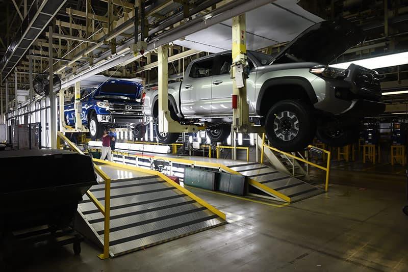 Toyota Kiazen Ergonomic Lift