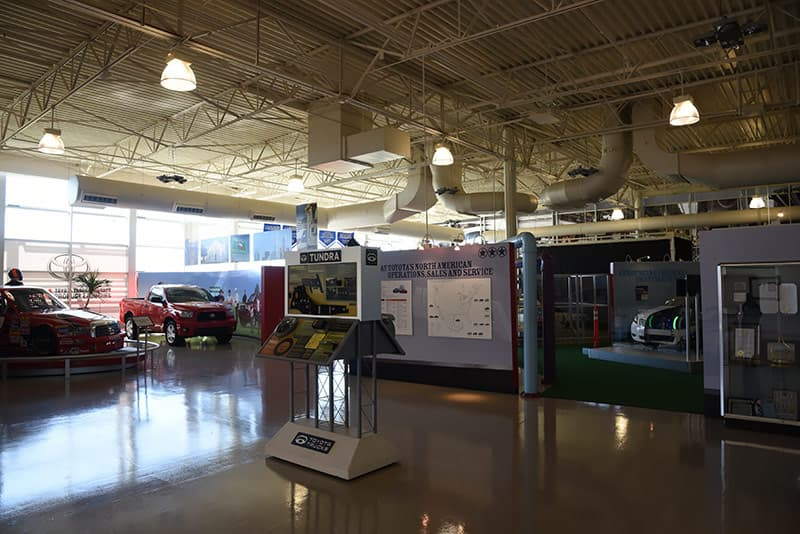 Toyota TMMTX Visitors Center