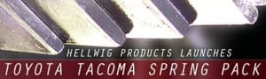 Toyota Tacoma Spring Pack from Hellwig Products