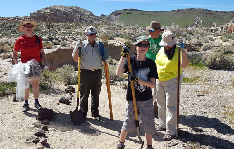 Trail Maintenance tools