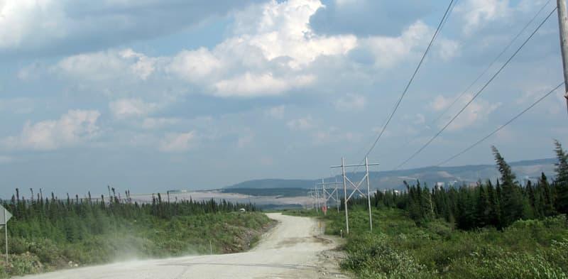 Trans-Labrador-Highway Road Conditions
