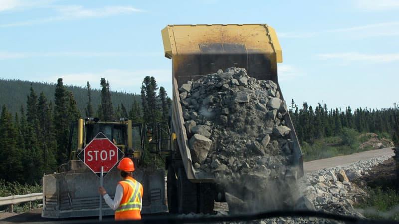 Red Bay Labrador construction