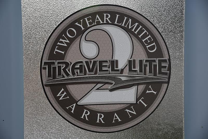 Travel Lite 2 Year Limited Warranty